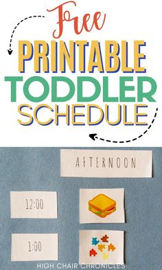 Check out this free printable toddler schedule to help you organize your day! Use this visual schedule to help your toddler get used to a routine and set expectations. This is the perfect schedule for toddlers at home! Quiet Time Activities, Toddler Schedule, Postpartum Recovery, Toddler Play, Life Skills, New Moms, Mom And Dad, Free Printables, Toddlers