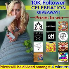 Want to try Cereal Mafia CloudFather? Well here is your chance!! Enter @bella_izusia awesome giveaway! Repost NOTHING WOULD MAKE ME HAPPIER THAN TO MAKE 4 PEOPLE HAPPY & MAKE THEM WINNERS OF THESE AWESOME ASS PRIZES! RULES FOR THE GIVEAWAY: repost (unlimited) this & the content use #BELLA10KGA & tag 2 friends & ur favorite Vape shop MUST BE FOLLOWING!!: @bella_izusia @aovapes @glowsequence @pourhousevape @dotmod @cerealmafia @samuraicotton @dohnuts_ejuice @sdvapordolls @a_n_r_modz…