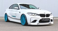 Hamann Motorsport Gives The BMW M2 Wilder Looks 420 PS [w/Video]