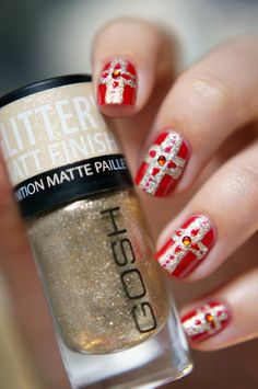 christmas Beautyill  #nail #nails #nailart