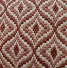 PAIR of Needlepoint Pillows Bargello Inspiration by KateandCarol, $74.95