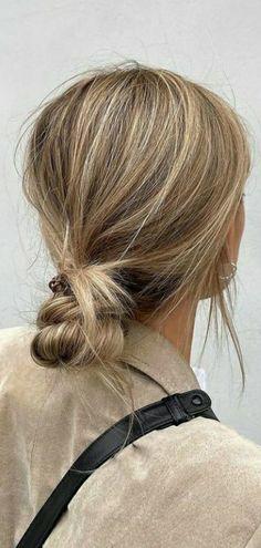 Hair Inspo, Hair Inspiration, Blonde Hair Goals, Easy Hairstyles For School, Light Brown Hair, Pretty Hairstyles, Hairstyle Ideas, About Hair, Her Hair