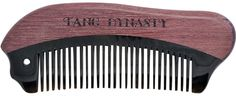 TANG DYNASTY® No Static 100% Handmade Natural Fish Violet Wood OX Horn comb With Gift Box 030 *** Continue to the product at the image link.