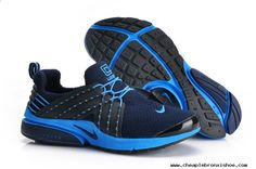 Mens Nike Lunar Presto Navy Blue Shoes For Wholesale