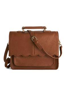 ModCloth Perk Of Art Bag, $49.99, available at ModCloth