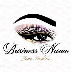 Por favor lea antes de comprar un logotipo de mi tienda: ............................................................................................... Este es un premade logo, diseñado por mí. El diseño se revenderán, no es un logo de ooak. Este es un diseño original, mano dibujado y Custom Logo Design, Custom Logos, Happy Logo, Eyelash Logo, Lashes Logo, Plains Background, Valentines Day Background, Flower Logo, Beauty Logo