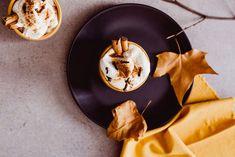 Healthy Gingerbread Latte Recipe - mindbodygreen