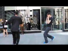 My heart fills each time I watch the Dance Walk Videos!    Ben Aaron Finds The Nameless Dance Walk Guru Master.