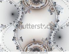 "Stock ilustrace ""Abstract Fractal Clockwork Watch Digital Artwork"" 450147751 Fractals, Watches, Abstract, Digital, Illustration, Artwork, Image, Jewelry, Design"