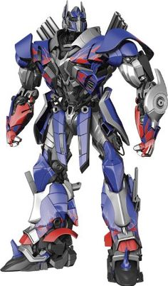 RoomMates Transformers: Age of Extinction Optimus Prime Peel and Stick Giant Wall Decals - Toys 4 My Kids