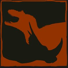 Saurian two? MEDICINE! The two medicine formation with its most iconic dinosaurs, Gorgosaurus and Styracosaurus, put into the style of the saurian logo! Edit: Skinnier, more fluffy version
