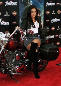 Pool Movie, Francia Raisa, Secret Life, American Actress, Movie Stars, Bring It On, Punk, Bike, Actresses