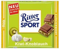 Kiwi, Garlic & chocolate conjured up in Germany Chocolate Dreams, Chocolate Art, Chocolate Pictures, Chocolates, Haha, Kiwi, Trick R Treat, Can't Stop Laughing, Sports Humor