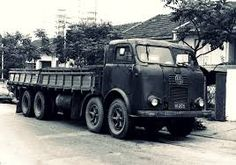 Resultado de imagem para fotos de caminhões fnm antigos