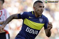 Las primeras declaraciones de Tevez tras su regreso - Planeta Boca Juniors