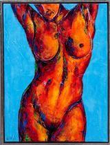 Antoni Adamski cd. Komposition med model