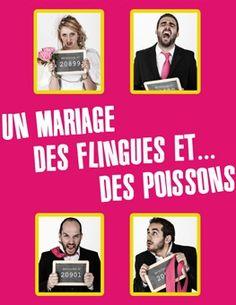 Un mariage, des flingues et des poissons: une comédie déjantée qui vous convie tous à la noce!