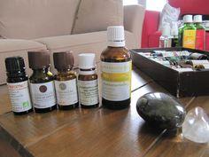 mes huiles essentielles contre la cystite