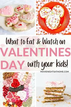 These 29 fun Valentine's Day recipes for kids will make the day special and make them feel oh-so-loved! We put together our favorite Valentine's breakfast recipes, as well as, so many delicious… More