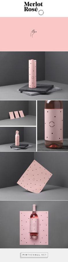 Duzsi Tamas Merlot Rose Wine Packaging by Kira Koroknai | Logo Designer Bradenton, Web Design Sarasota, Tampa Fivestar Branding Agency