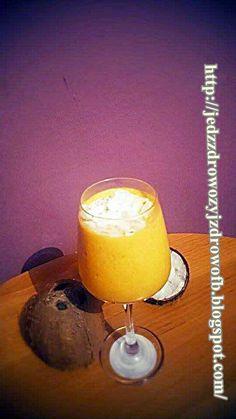 Jedz zdrowo żyj zdrowo: Marchewkowy pudding ze świeżym kokosem
