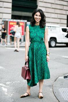 Confira lindos looks de street Style da New York Fashion Week!