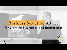 The graphic is a great tool to help businesses work out the ideal business structure.