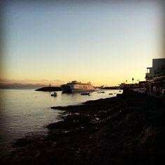 Playa Blanca - # Yaiza - #lanzarote - #España