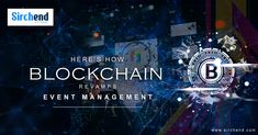 Here's how Blockchain is modifying Event Management. More streamlined, more secure. Event Organiser, Event Organization, Marketing Opportunities, New Opportunities, The Marketing, Digital Marketing, Del Records, Event Management System, Blockchain Technology