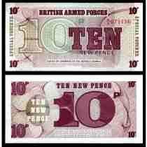 Inglaterra 10 New Pence 1972 P. M48 Fe Cédula - Tchequito