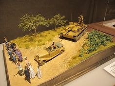 "「Cavalleria Rusticana」""田舎の騎士道"" From ""Hamamatsu Diorama Factory""...Hamamatsu, JAPAN www.hamamatsu-diorama.com"