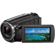 Sony Handycam HDR PJ670 Video Cameras and Camcorders - Black