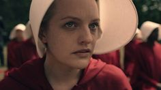 Elisabeth Moss will play Offred in the upcoming TV series.