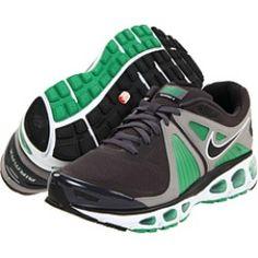 Nike - Air Max Tailwind 4 (Anthracite/Lucky Green/Medium Grey/Black) - Footwear, $94.00    http://dailyshoppingcart.com/sneakers