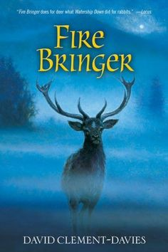 A great story about a deer who bears a white mark upon the forehead--which, in the world of animals, holds great meaning.  The deer struggles between freedom and prophecy.