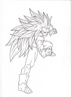 Dragon Ball Z Battle Of Gods Coloring Pages Dragon Ball Z ...