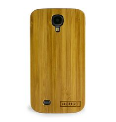 Samsung S4 Houdt Bamboo Case  #SamsungS4  #SamsungCovers #SamsungWoodenPhoneCovers South African Shop, Samsung, Walnut Wood, Real Wood, Bamboo Cutting Board, Competition, Technology, Gifts, Tech