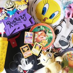 🌼🌈🍄GIVEAWAY 🍄🌈🌼 Hey 90s fans! Want a chance at a box full of nostalgia? Enter the 90s Kid giveaway to win ALL this sweet 90s stuff! ✨Giveaway winner will get ALL of these items! Follow us on Instagram for your chance to win! ✨