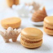 Macarons des rois à la frangipane - www.puregourmandise.com