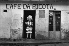 Cristina Garcia Rodero SPAIN. Galicia. Laza. 1985. El peliqueiro