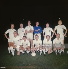 The England football team posed before their International game with... News Photo | Getty Images