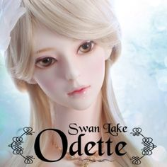 ODETTE - SWAN LAKE