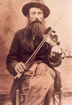 West Virginia Fiddler Marshall Cottrell, Fiddle Player and Confederate Veteran from Clay County, WV View Post American Civil War, American History, Vintage Photographs, Vintage Photos, West Virginia History, Mountain Music, Confederate States Of America, Southern Heritage, Civil War Photos