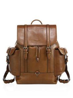 cdb8310d2a COACH Metropolitan Rucksack Leather Backpack.  coach  bags  leather   backpacks