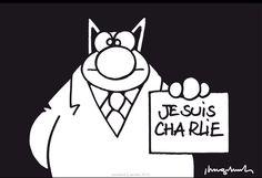 Charlie Hebdo. Dessin de Philippe Geluck.