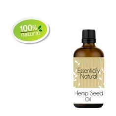 EN Hemp Seed Oil (Cold Pressed)