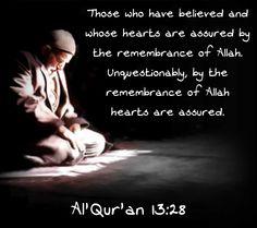 Quran 13.28