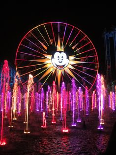 World of Color!