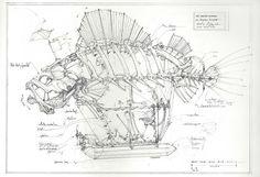 les machines de l'ile dessin - Recherche Google