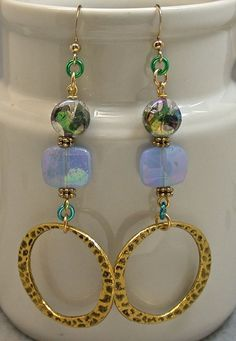 Fabulous handmade earrings